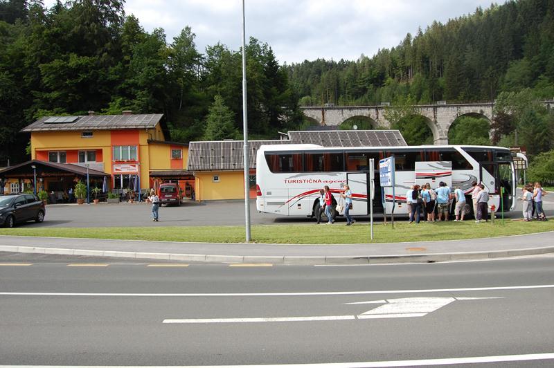 avtobusni potniki